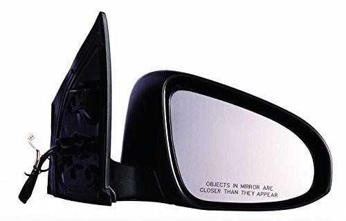 Fit System 75005K Kia Sedona EX Passenger Side Replacement Spot Mirror Assortment