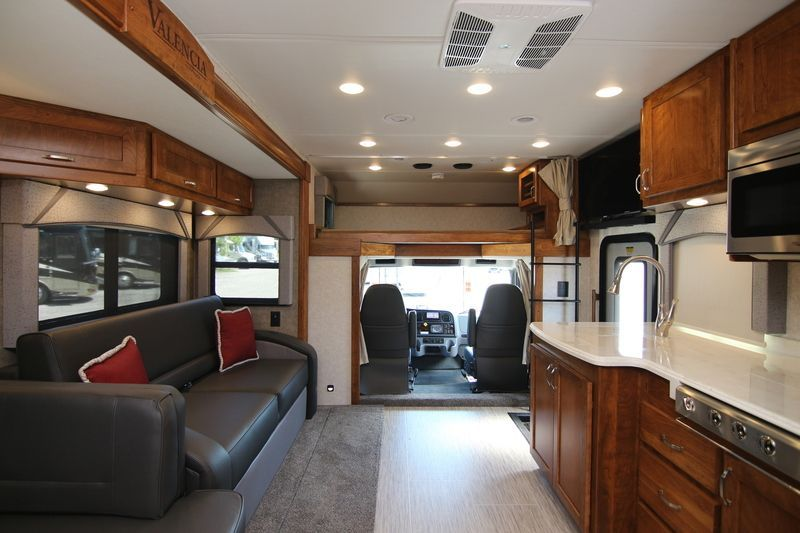 2020 Renegade Rv Valencia 38bb Super C Stock 12396 Valencia