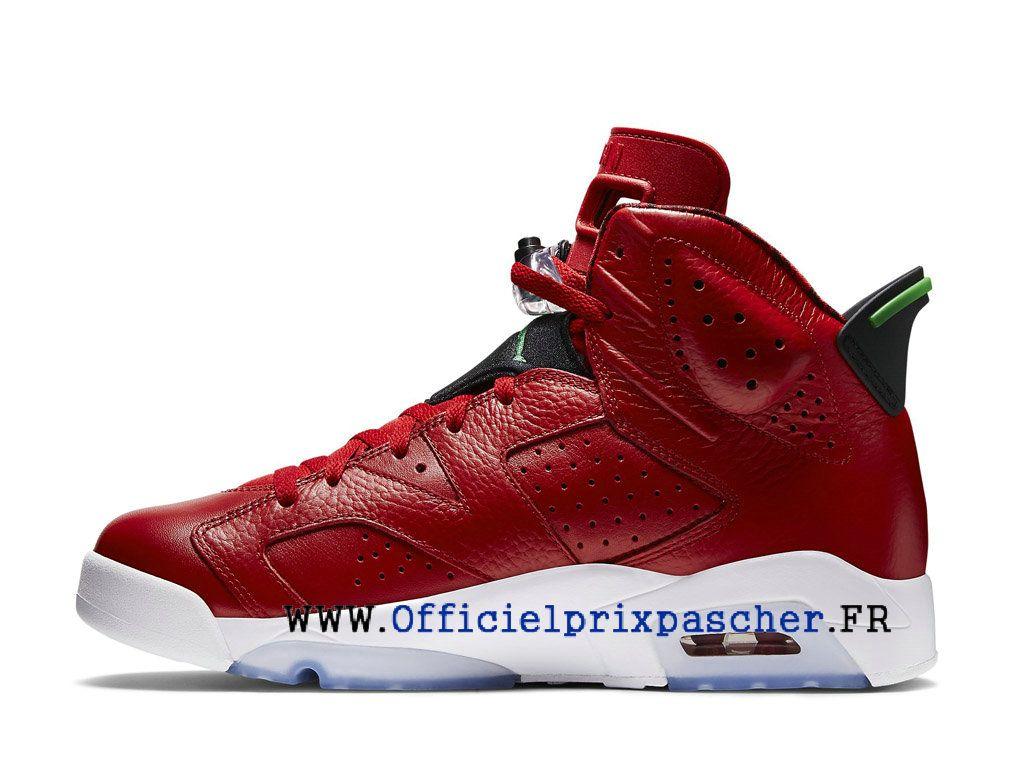 meilleur site web 8f30e 0e1f9 Air Jordan 6 VI Retro Bulls Chaussures Pour Homme History of ...