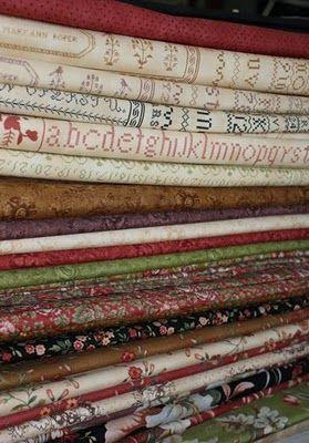 Blackbird Designs Rhubarb and Ginger Moda Fabric | Fabric