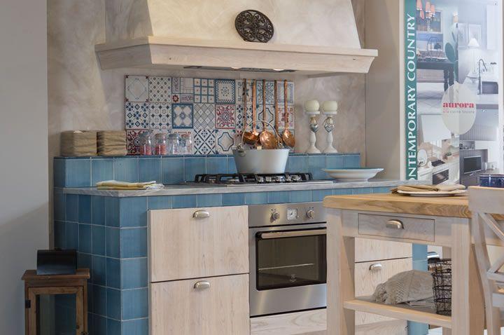 Aurora cucine country cucine country chic cucine eleganti - Cucine componibili firenze ...