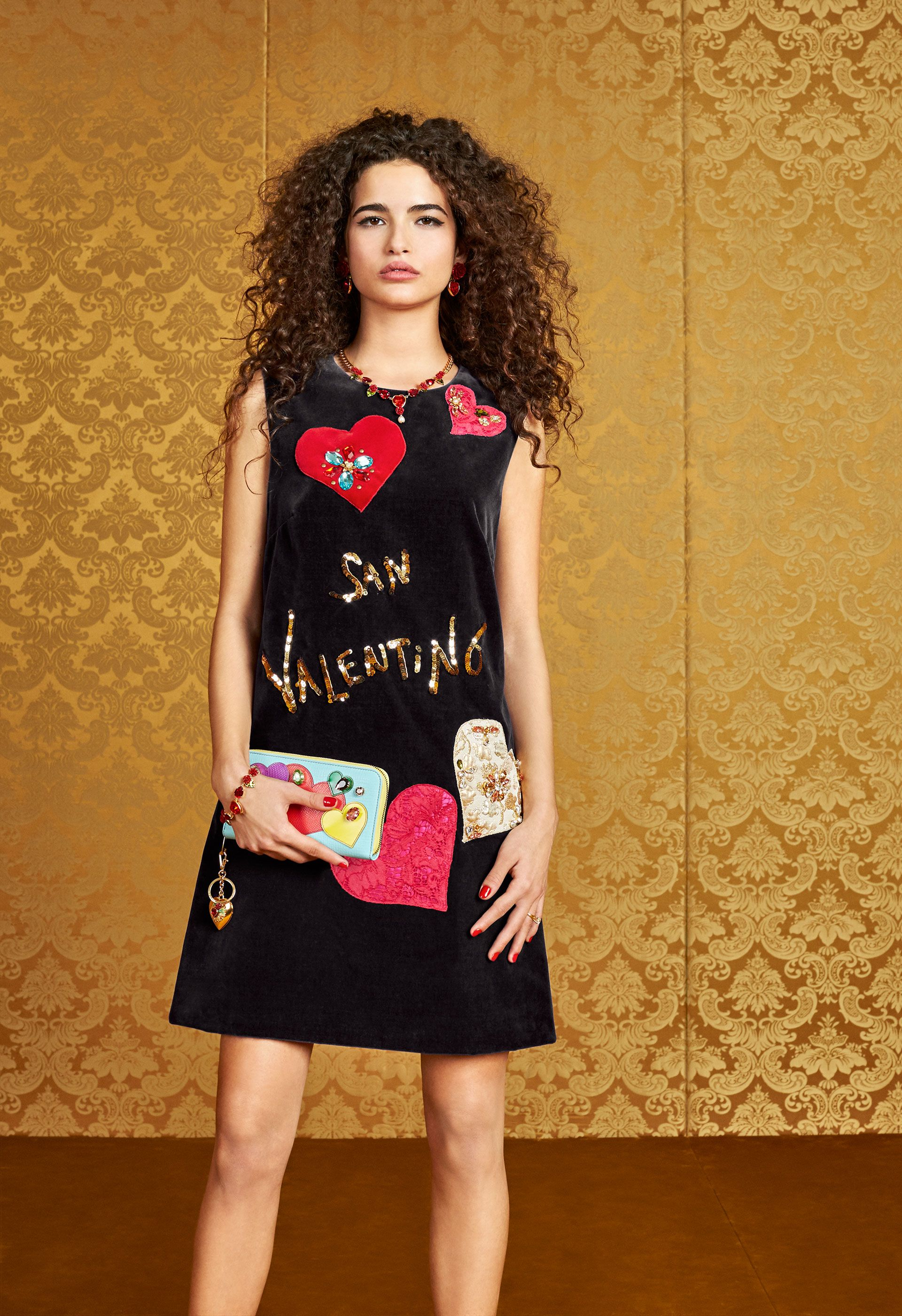 Dolce&Gabbana has a gift for the beloved: a special men and women's capsule collection created to celebrate love on the most romantic day of the year. Discover the collection on bit.ly/1Pz64FW #DGSanValentino