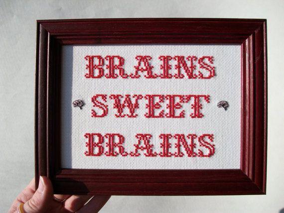 Brains Sweet Brains
