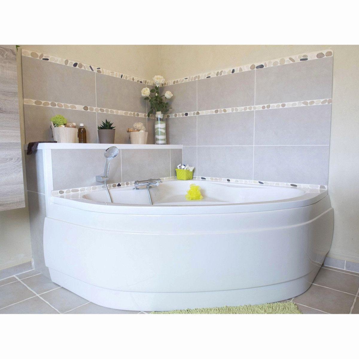 Prix Pose Baignoire Leroy Merlin Cela Va Egayer Votre Matin Bathtubs For Sale Bathtub Small Bathtub
