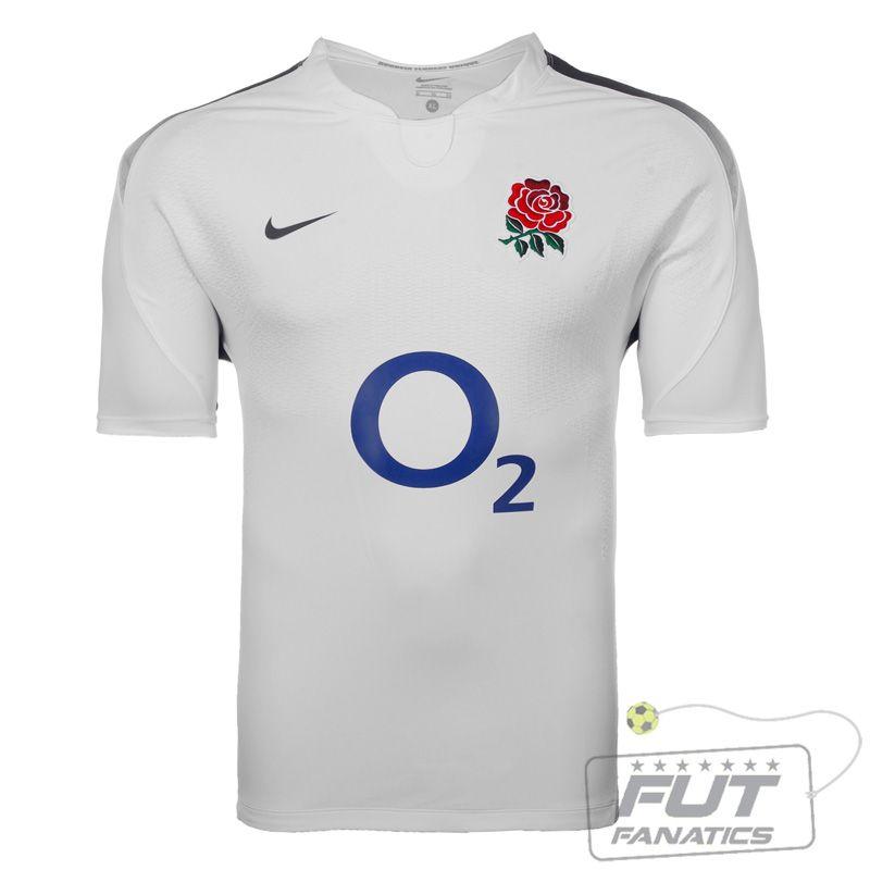 Camisa Nike Inglaterra Rugby Alternate 2013