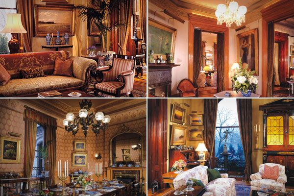 The Dakota Apt 23 Most Expensive Ever Owned By Leonard Bernstein First Asked 25 5 Million Sold For 21 Has 4 Bed