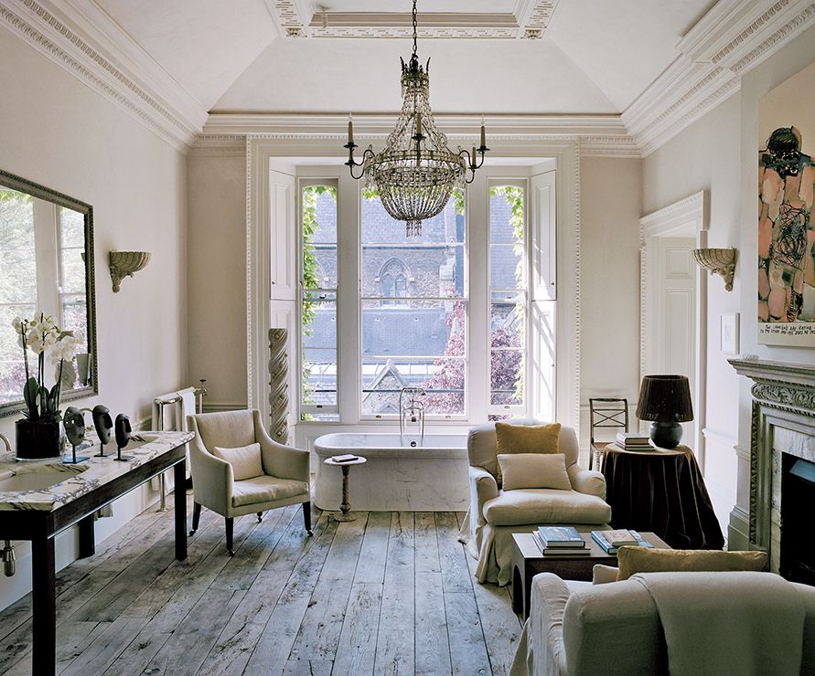 Pimlico House Luxury Interior Design Rose Uniacke