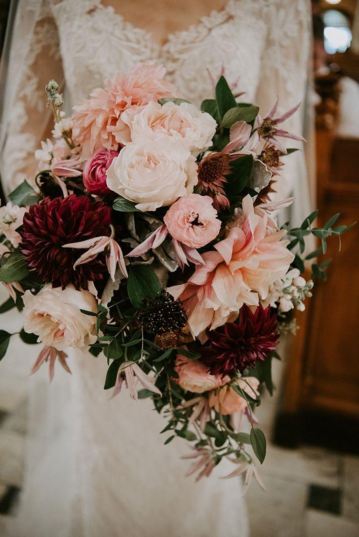 2019 Designer Wedding Dresses & Bridal Gowns Pink