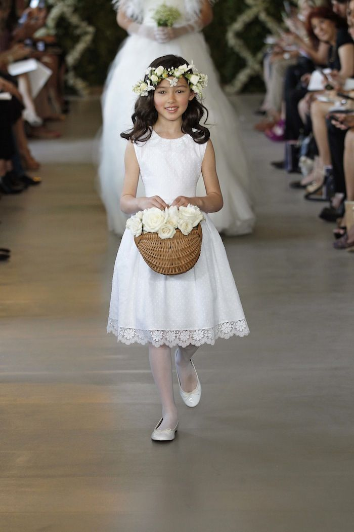 1000  images about Flower Girl on Pinterest - Oscar de la Renta ...