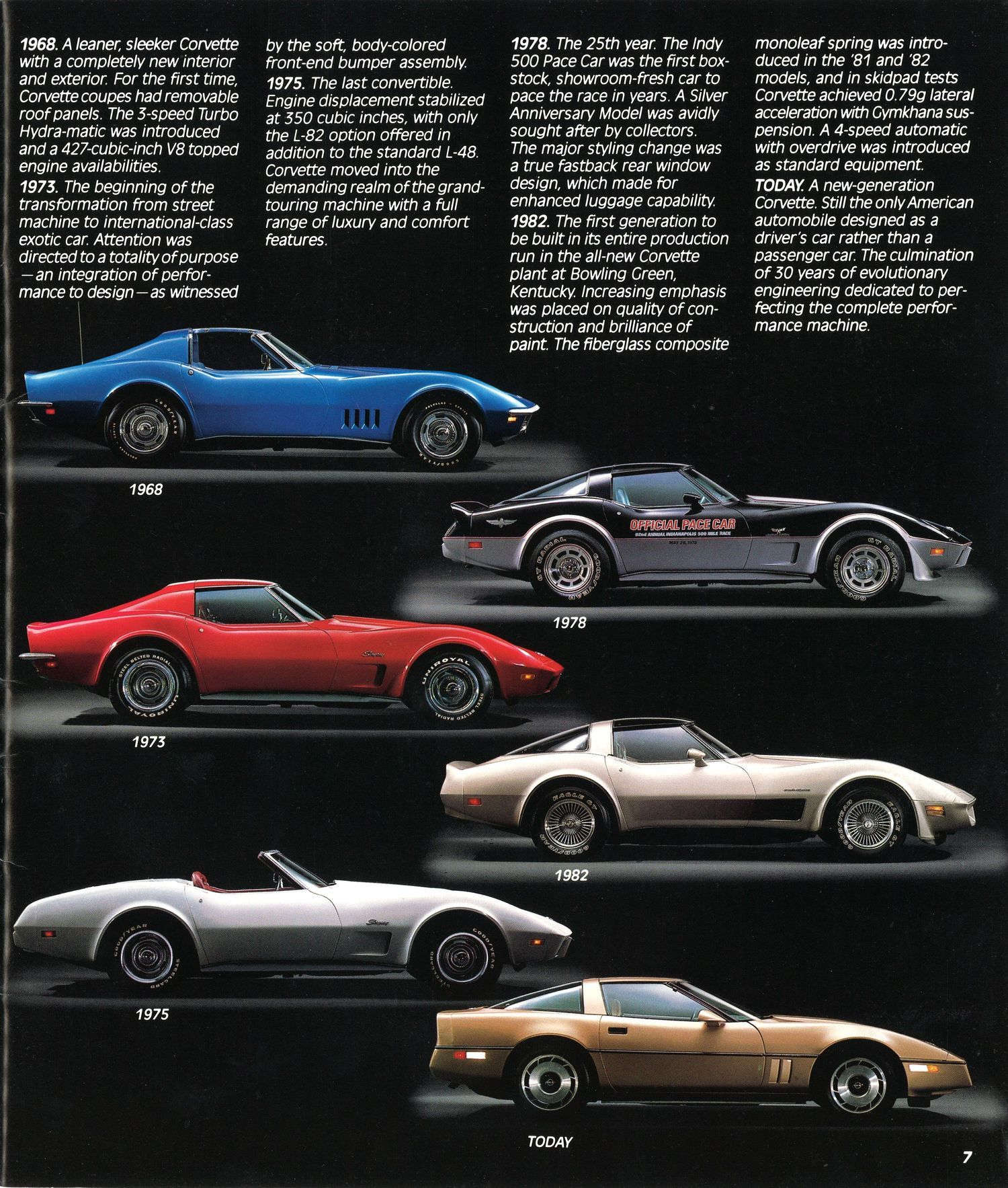 Manufactured From 1984 To 1996 Under Model Years 1984 To 1996 The C4 Corvette Was Gm S Answer To The Demise Of Th Chevrolet Corvette Corvette Vintage Corvette