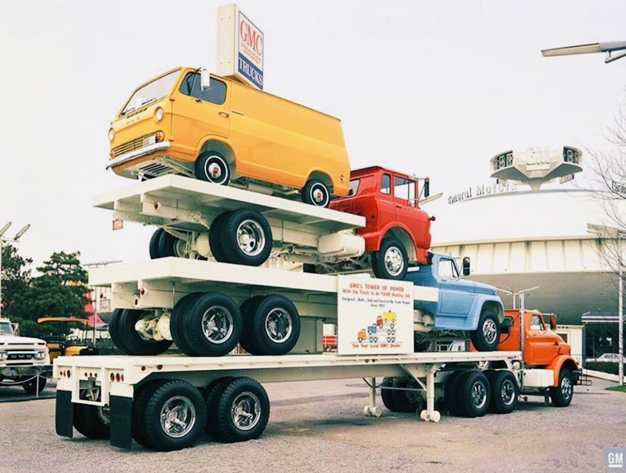 Idea by alan braswell on haulers chevy dealerships