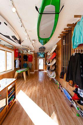 range planche plafond en 2019 | Planche de surf, Rangement maison et Rangement garage