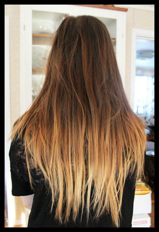 Assez Tie and Dye.. Top ? Ou Flop ? | Coiffures, cheveux longs, etc  KM47
