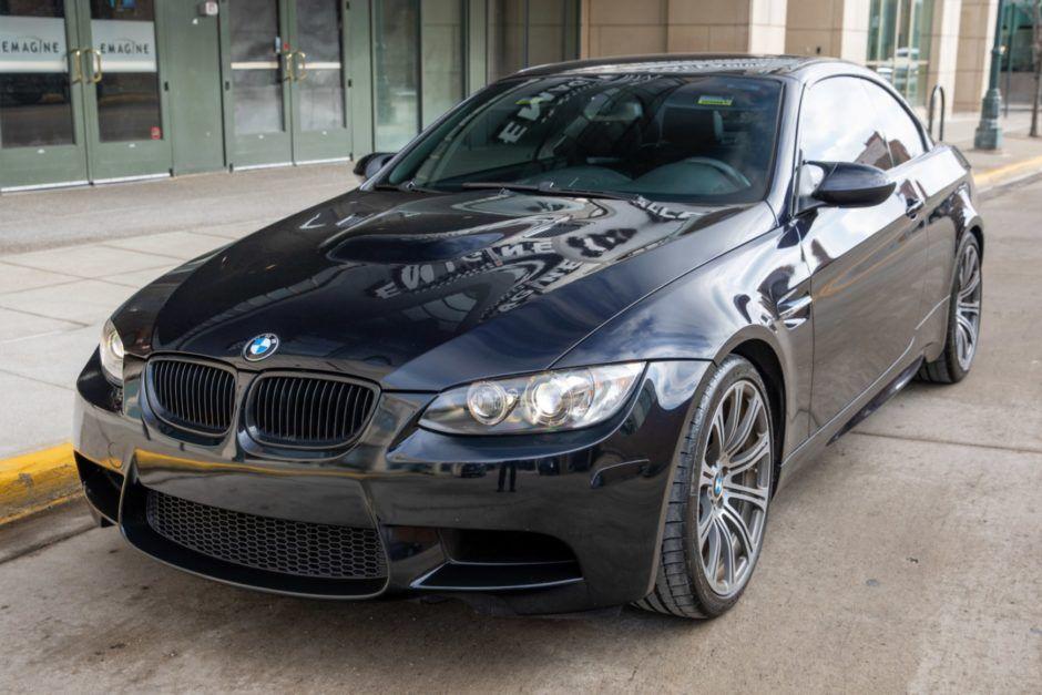 2008 BMW M3 Convertible 6-Speed | Bmw m3 convertible, M3 ...