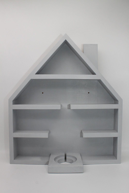 Haus Vollfarbig Regalsysteme für Toniebox