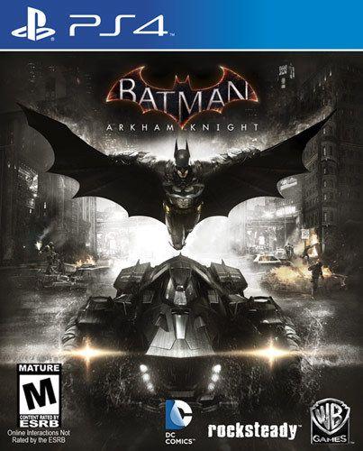 Batman Arkham Knight Standard Edition Playstation 4 1000488432 Best Buy Arkham Knight Ps4 Arkham Knight Batman Arkham Knight Ps4