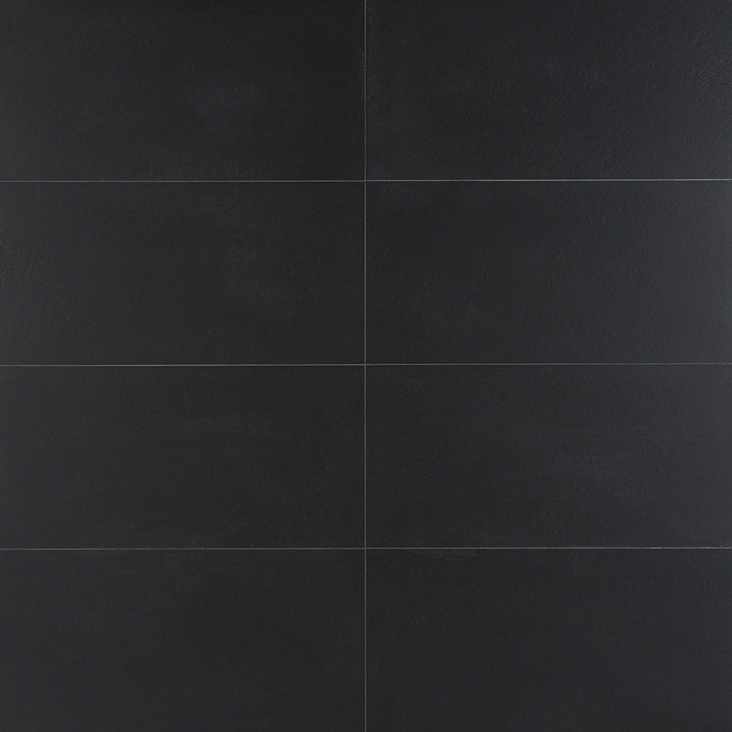 Ec1 Industry Concrete Barbican Nero Matte Porcelain Tile In 2020 Black Tile Bathrooms Porcelain Tile Black Floor Tiles