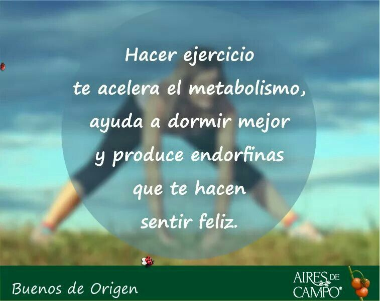 Hacer ejercicio   frases fitnes by liza melgoza ...