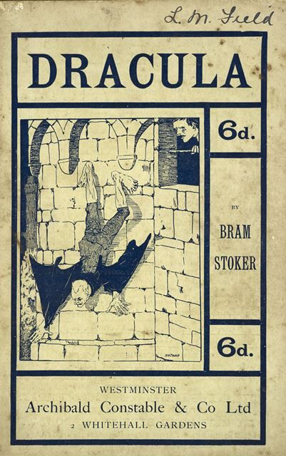 dracula gothic novel