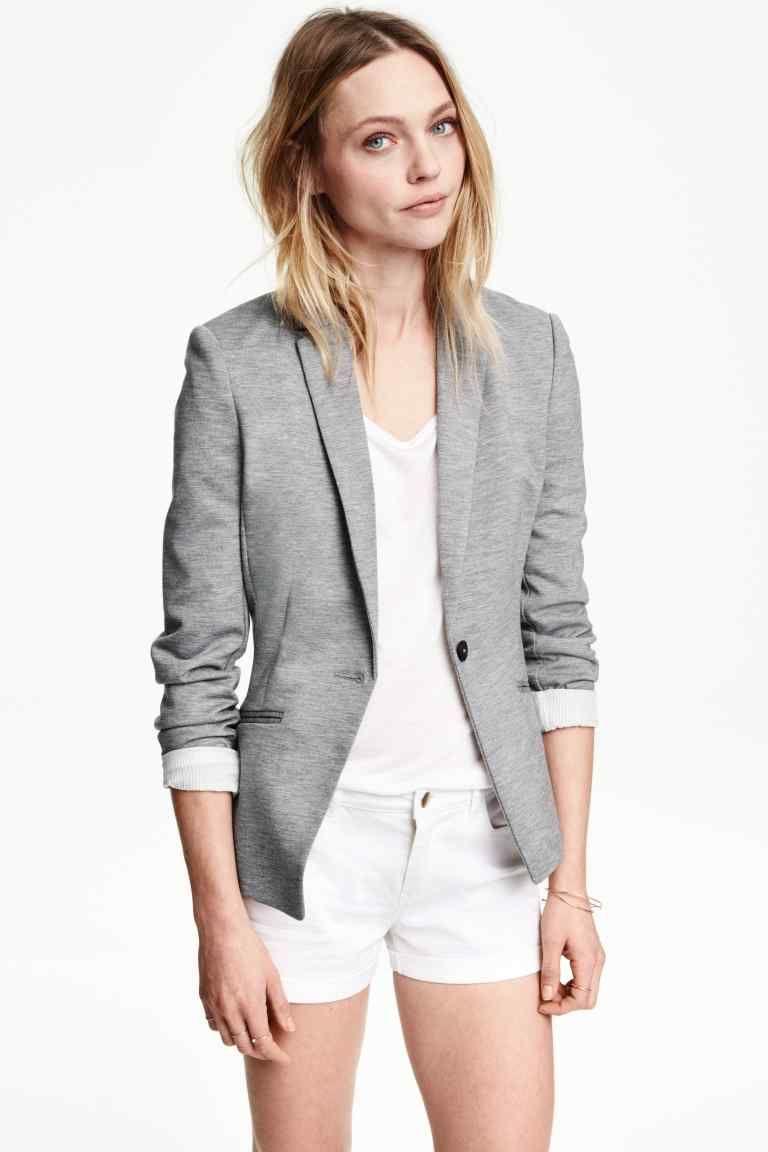En H amp;m Style Vestimentaire Jersey Blazer Et {style} wBqEHwd