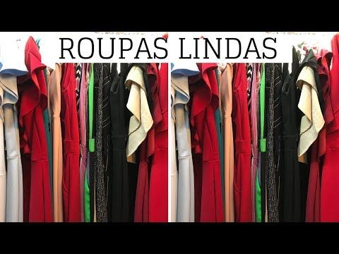 0561c51f6 ROUPAS LINDASSSSSS E BARATAS NA 44  GOIÂNIA - YouTube