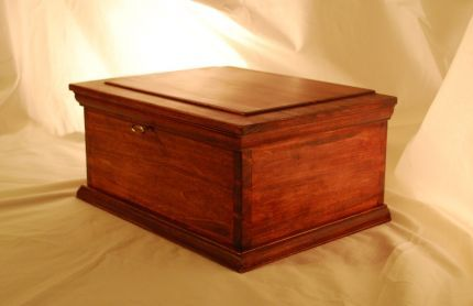 Decorative Document Boxes 18Th Century Document Box Copy  Reader's Gallery  Fine