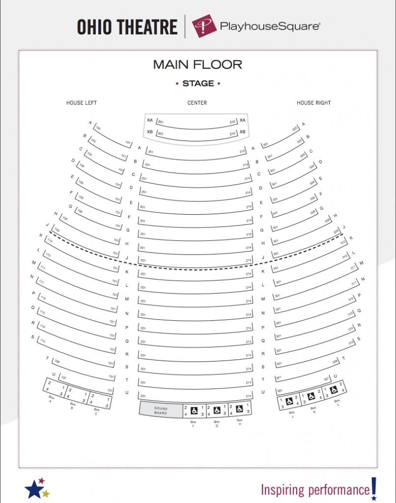 Elegant And Attractive State Theater Minneapolis Seating Chart State Theatre Seating Plan Seating Charts