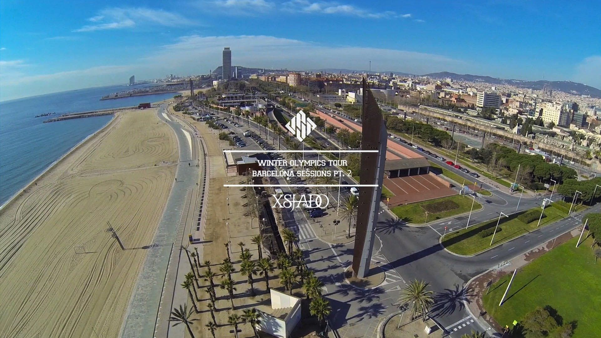 Winter Olympics Tour - Barcelona Sessions Pt.2