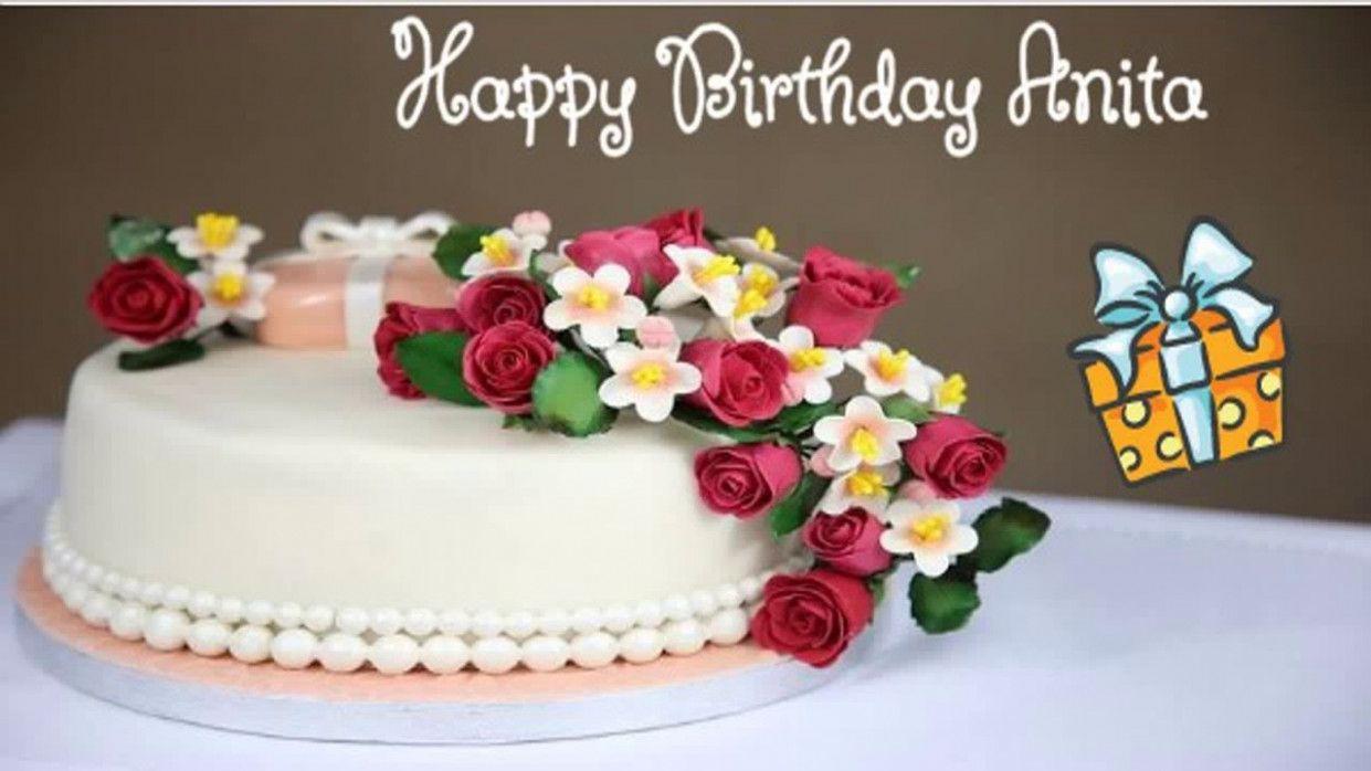 10 Ideas Happy Birthday Anita Card