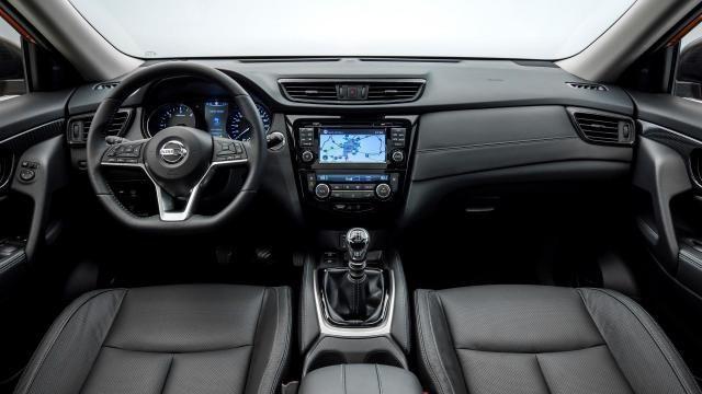 2018 Nissan X Trail Interior View Nissan Xtrail Nissan Nissan Trucks