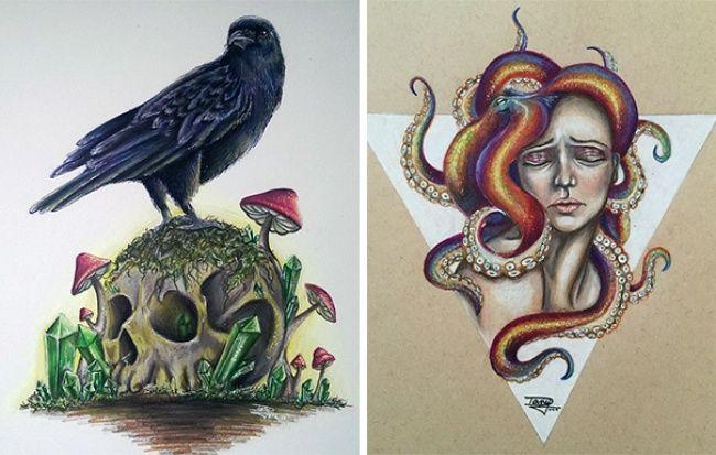 Resultado De Imagen Para Dibujos A Color Proyectos Que Intentar
