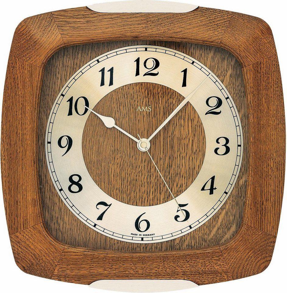 Ams Funkwanduhr F5804 4 Another Test Wanduhren Uhren