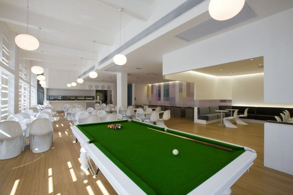 Topline Office Picture Office Pictures Architecture And Interiors - Topline pool table