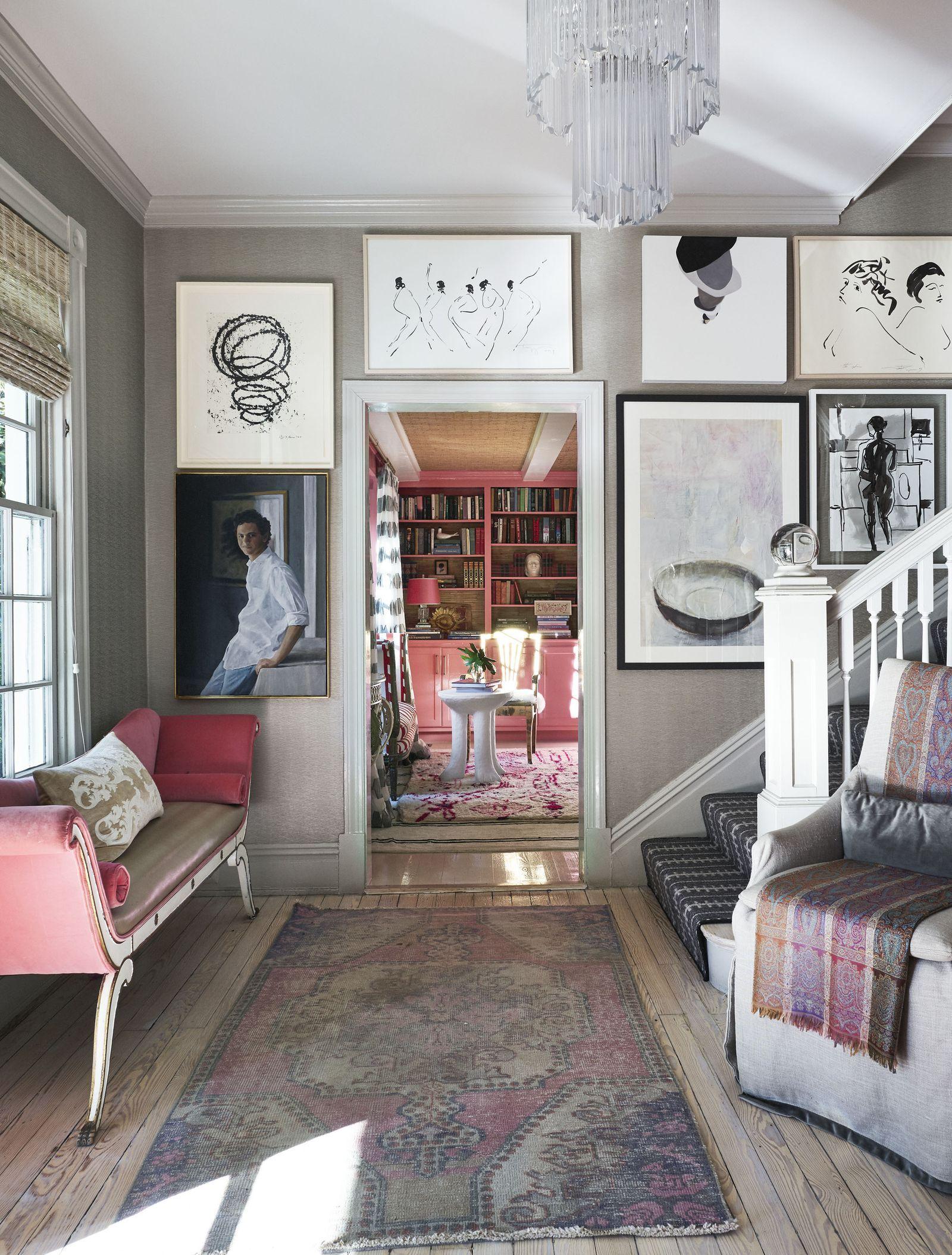 Create A Gallery Interior Foyer Design Decor