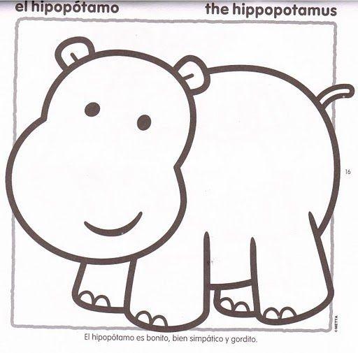 Dibujos para colorear de 3 años para niños:  Manualidades ...