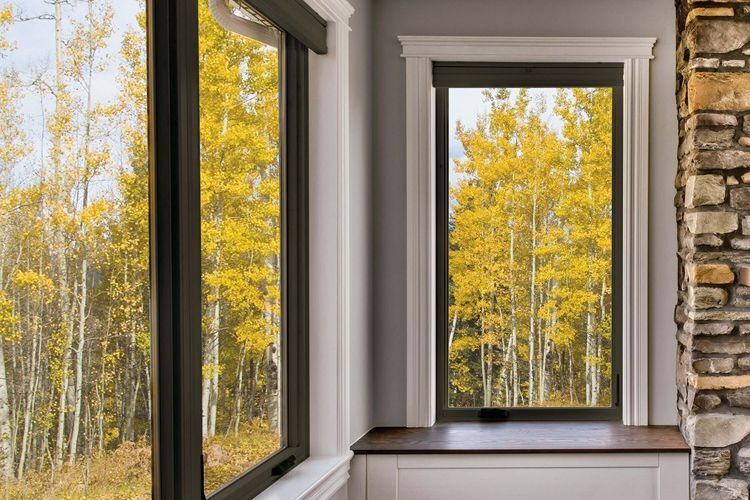 Discover The Benefits Of Marvin Windows With Images Integrity Windows Dark Interiors Windows