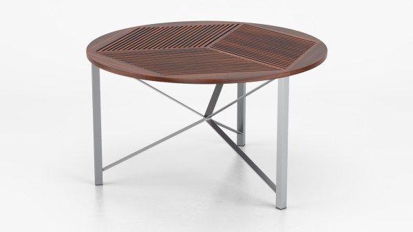 Xylofon Round Table |  CG-Projects – 3D Archviz, Animation & Store