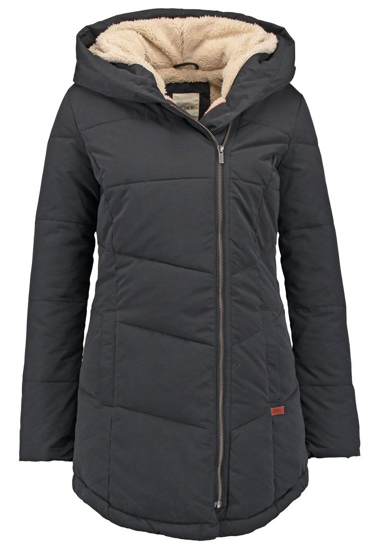Night Wintermantel Black Roxy True Out 4LAjR5