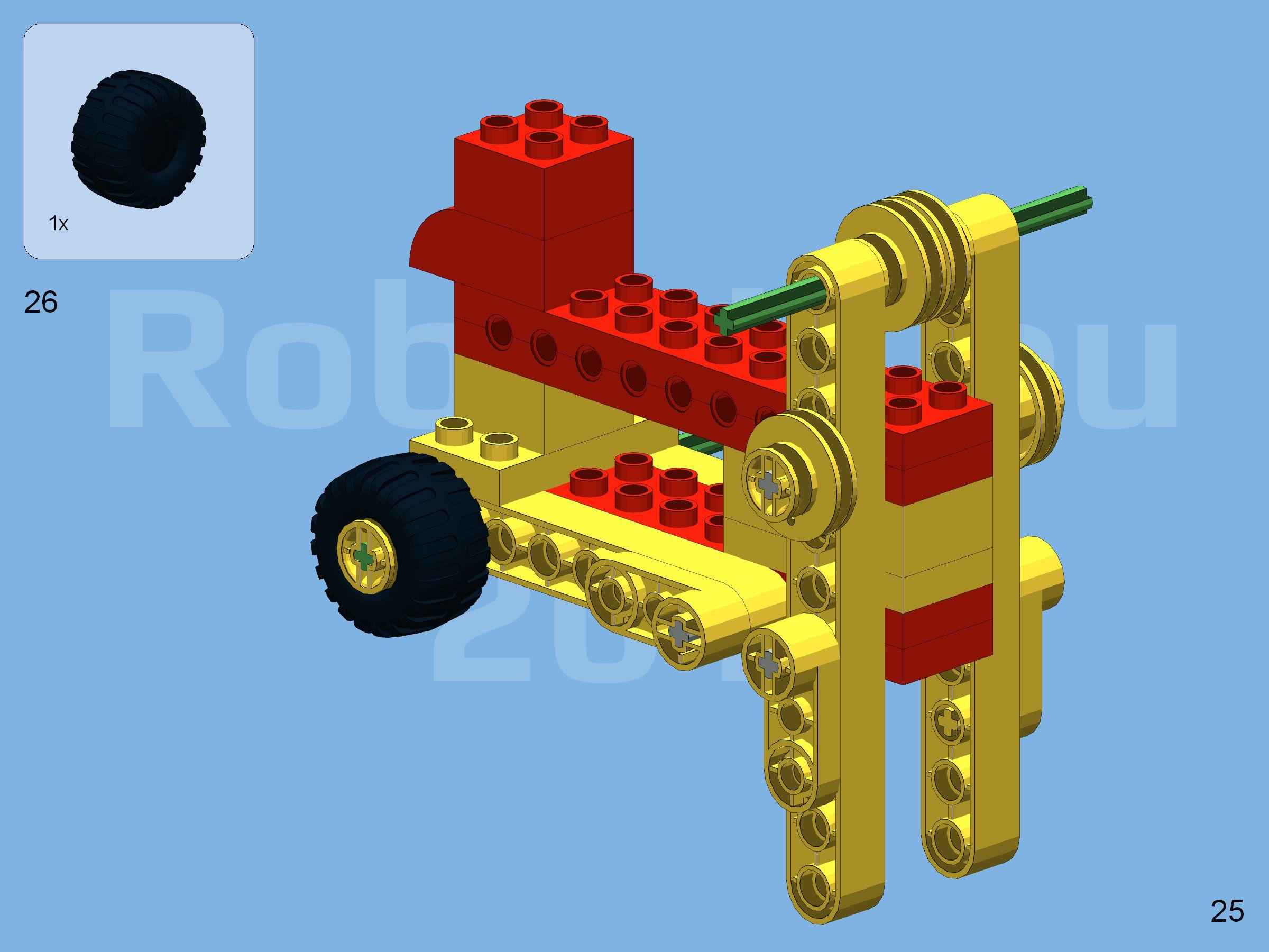 LEGO Duplo Early Simple Machines Bike | Robocik.eu | Лего ...