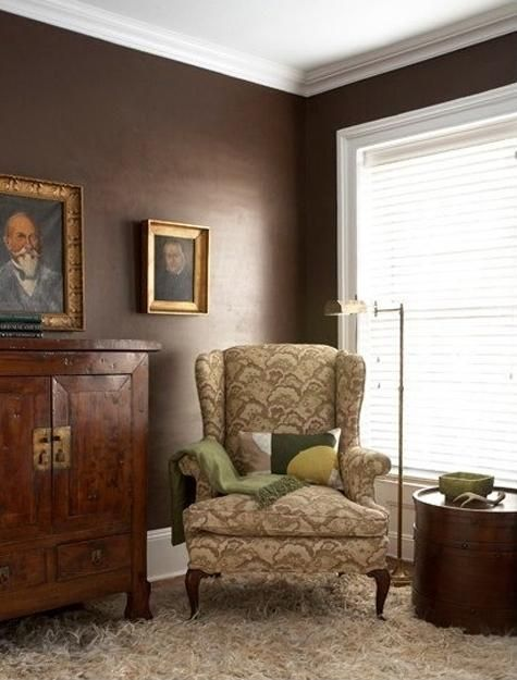 Pin By Ragan Corliss On Paint Colors Brown Living Room Decor Brown Walls Living Room Living Room Colors