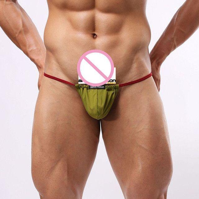 Gay in a thongs #7
