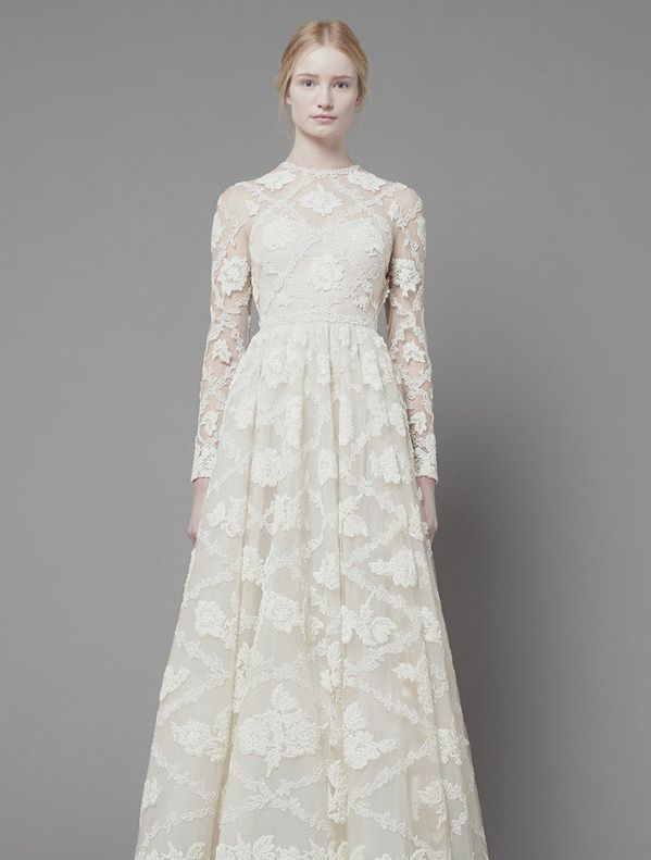 17 Best images about long sleeve wedding dress on Pinterest ...