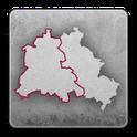 Berliner Mauer (Android) - Durch vorgegebene Touren oder frei angesteuerte Stationen den Verlauf und die Geschichte der Berliner Mauer erfahren und spannende Geschichten von Zeitzeugen kennenlernen.