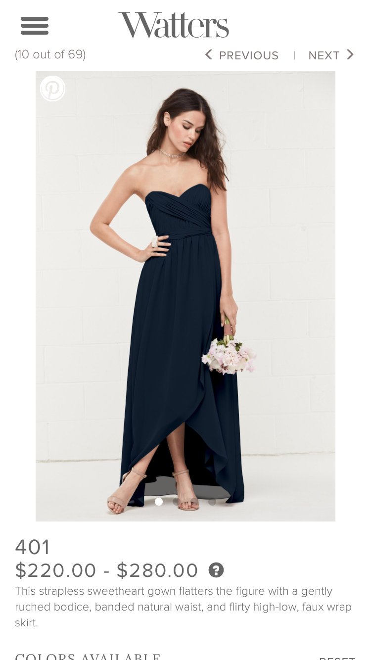 Pin by erin mcgory on wedding party pinterest wedding alfred angelo style 40845612 size 0 bridesmaid dresses ombrellifo Choice Image