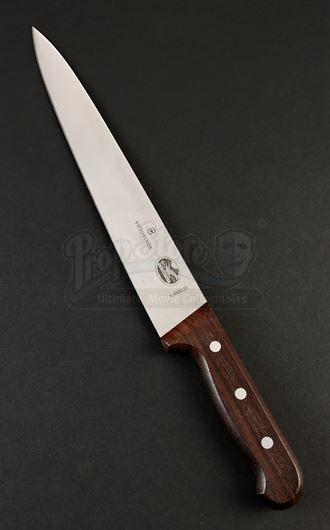 SEASONS 1-3Hannibal Lecter's (Mads Mikkelsen) Victorinox Ham Knife - Current price: $350