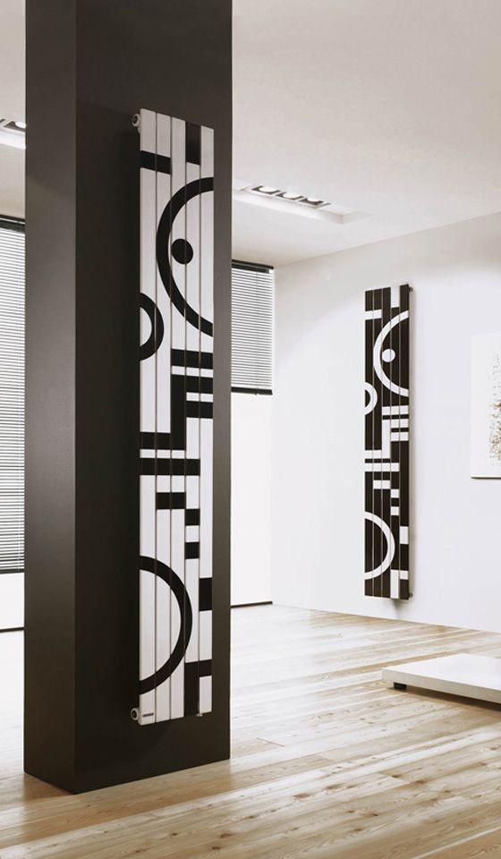 Trasforma la tua casa in un luogo d 39 arte con i caloriferi di design cordivari scegli tra i - Caloriferi per bagno ...