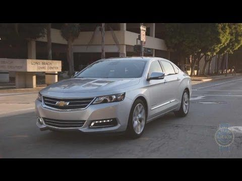 2014 Chevy Impala Review Kelley Blue Book 2014 Chevy Impala