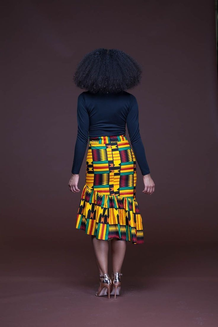 African Print Ren Pencil Skirt   -  #pencilskirt #pencilskirtFall... Women Fashion #afrikanischerstil African Print Ren Pencil Skirt   -  #pencilskirt #pencilskirtFall... Women Fashion #afrikanischerstil
