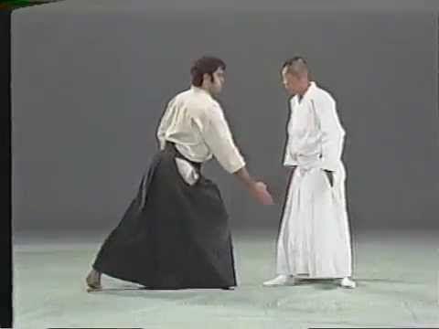 The Heart Of Aikido Part 2 Hikitsuchi Michio 10 Dan Sensei Aikido Martial Arts Aikido Techniques Aikido