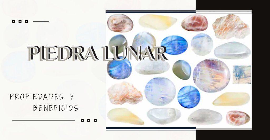 Piedra Lunar O Piedra De La Feminidad Uñas Con Piedras Propiedades De Las Piedras Piedras Lunares
